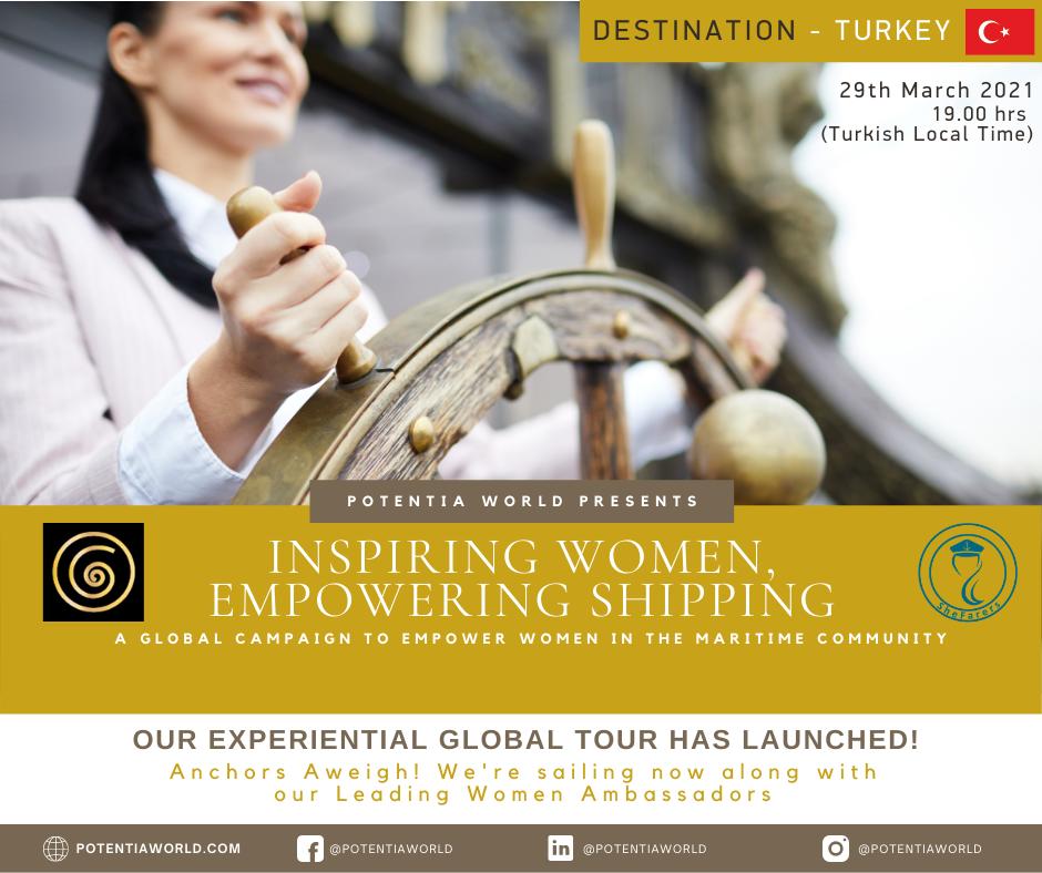 Inspiring Women, Empowering Shipping