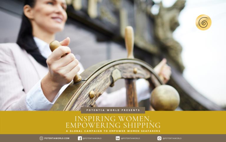 Inspiring Women, Empowering Shipping Global Campaign