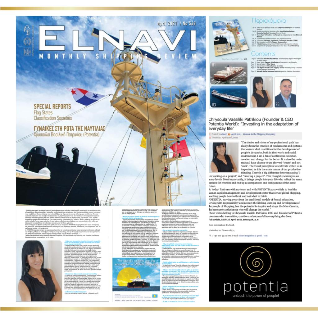 Elnavi magazine