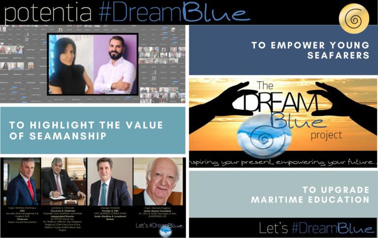 Potentia World Dream Blue Project Journey