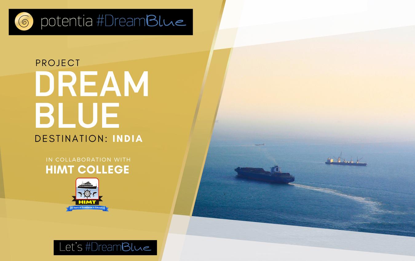 Potentia World Dream Blue – India